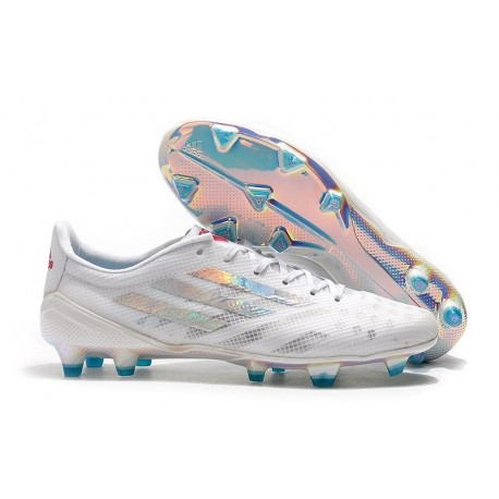 adidas X 99 19.1 FG Chaussure de Foot Neuf Blanc