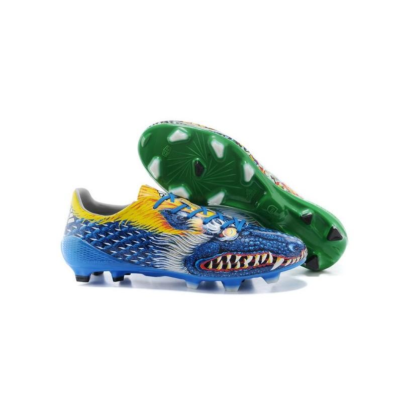 super quality classic detailed images Nouvelle Chaussure de Foot F50 Messi Adizero Trx FG Yamamoto ...