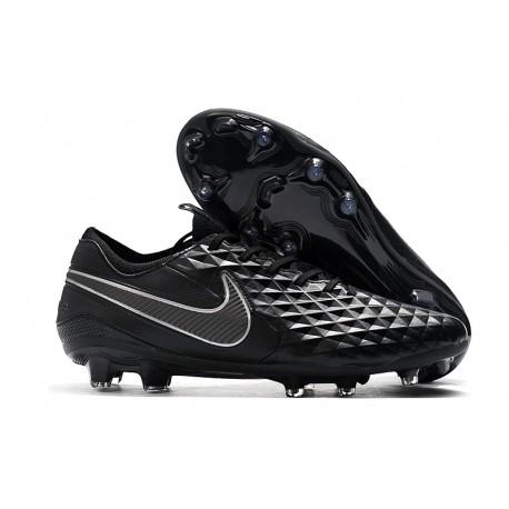 Crampons Neuf Nike Tiempo Legend VIII Elite FG Noir