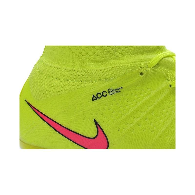 Superfly Rose Hommes Hyper Chaussures Fg Volt Nike Mercurial Noir sQhCrdt