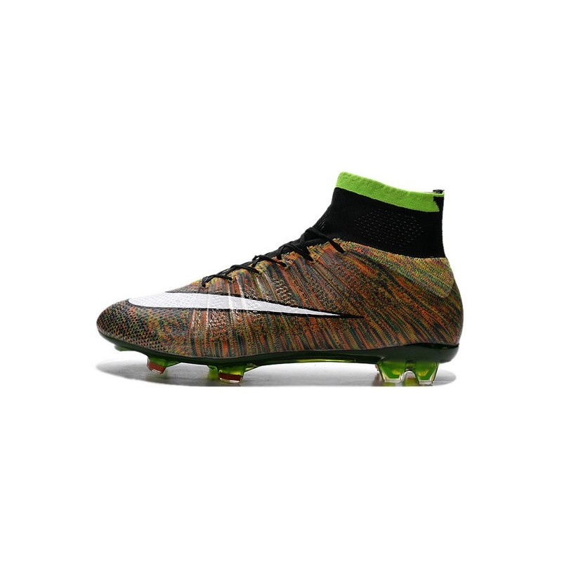 San Francisco c7f47 1554a nike mercurial superfly marron noir