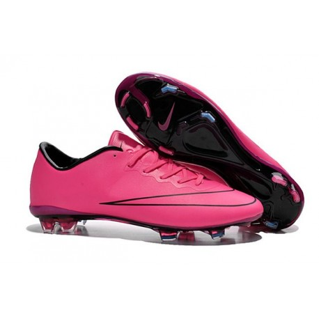 styles de mode nouveau style le moins cher Nike Mercurial Vapor X FG Terrain Sec - Chaussures De Foot ...