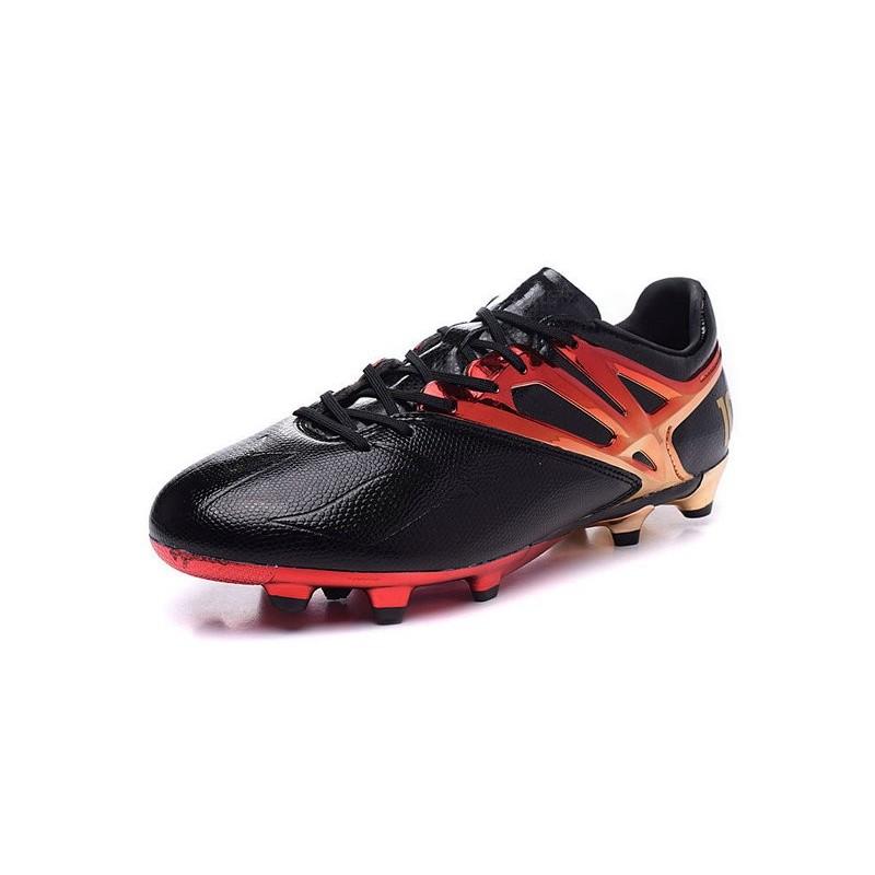 info for 2616d 4b63d Chaussures foot - Adidas Messi 15.1 FG Noir Vert Rouge Zoom. Précédent.  Suivant