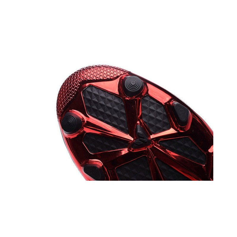 new product c4e2c ccc77 Chaussures foot - Adidas Messi 15.1 FG Noir Vert Rouge