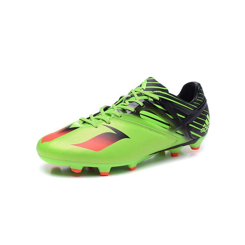 big sale 50a3b 21cd0 Foot Chaussures 1 Vert Messi Rouge Fg Noir 15 Adidas ZwnqdaC