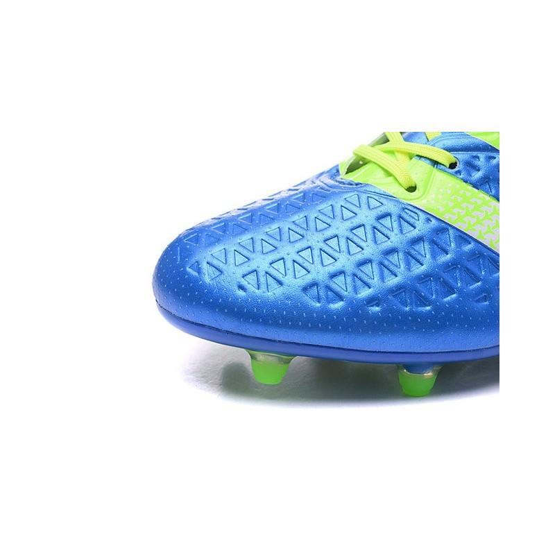 1 Blanc Bleu Adidas Vert Premiknit Foot Ace16 Nouvelles Fgag wOk0P8n