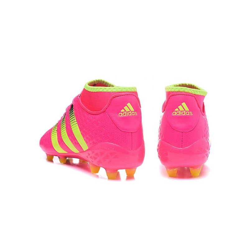Premiknit Rose Fgag Adidas Nouvelles Crampons Jaune Foot Ace16 1 Noir N8Ovn0ywm