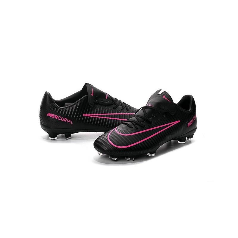 wholesale dealer 8cd7a 341c3 Nike Mercurial Vapor 11 FG Crampons 2016 - Noir Rose Zoom. Précédent.  Suivant