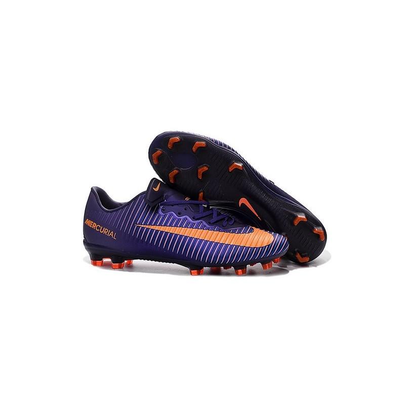 large choix de designs style actuel couleurs harmonieuses 2016 Chaussures Football - Nike Mercurial Vapor XI FG ...