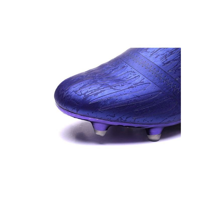 innovative design 45644 22bce Orange FGAG 16 Purechaos Nouvelles Crampons X Adidas Violet