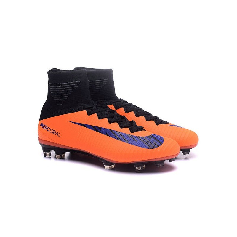 Mercurial Chaussures Crampons Nike De Footabll Homme jA45Rc3Lq