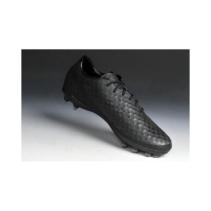 best service 8af72 95145 Hypervenom Chaussures Noir Phantom De Football Nike Tout OZq4xH1