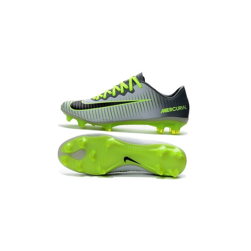 buy online 6ce2f ab33a Xi Vapor Nike Fg Crampons 2016 Mercurial Chaussures Football