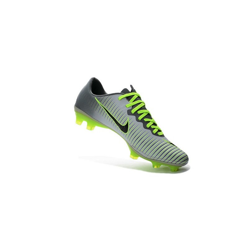 outlet store fd1e5 bfb96 Xi Nike Football Mercurial 2016 Fg Crampons Vapor 4xqsb Chaussures dqZZa1x5P