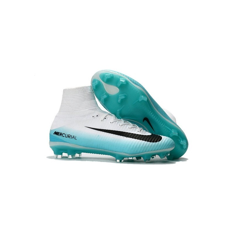 Chaussure de Cristiano Ronaldo Nike Mercurial Superfly 5 FG