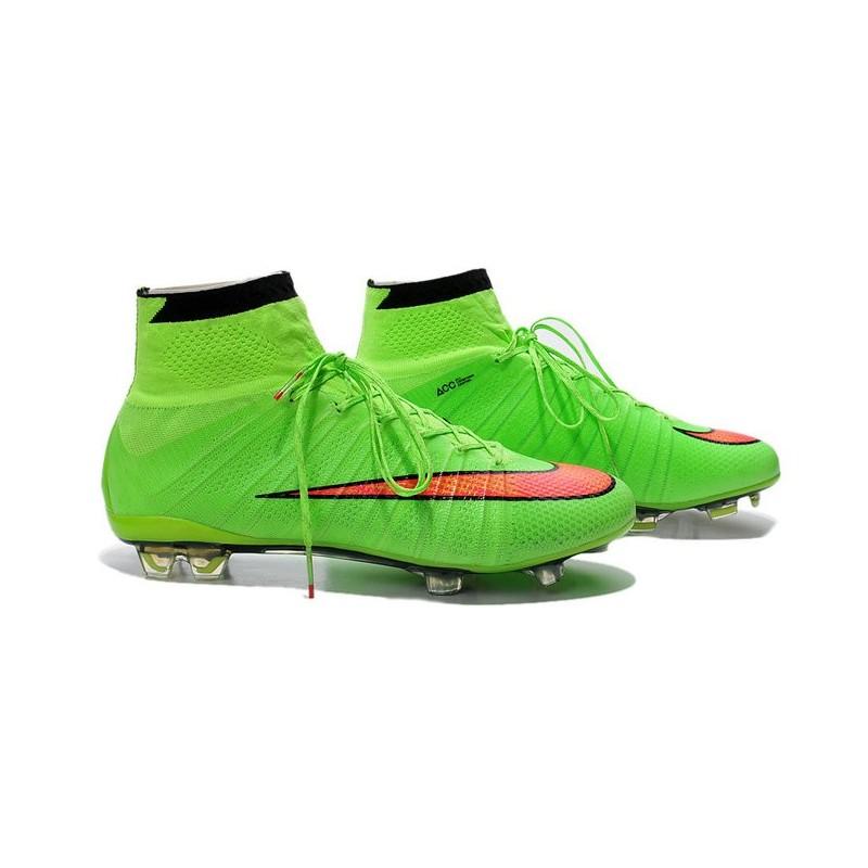 Noir Chaussures Vert Punch Superfly Pas Mercurial Fg Cher Nike Hyper 1lJFKc