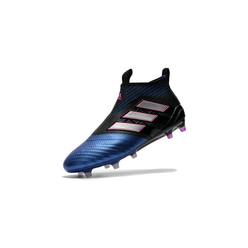 Bleu Fgag Crampons Foot Adidas Blanc Nouvelles Ace17Purecontrol Noir R4j5AL
