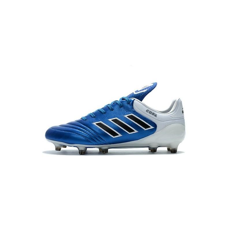 Blanc Bleu Football Noir Copa Pas Chaussures Adidas 17Fg Cher 8v0mNnw