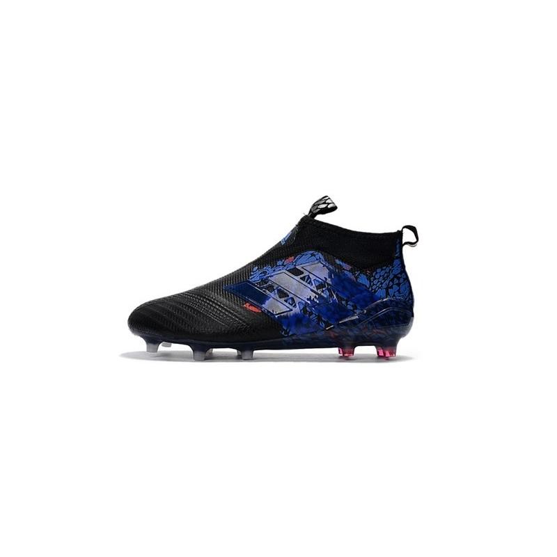 chaussure de foot adidas 2017 bleu
