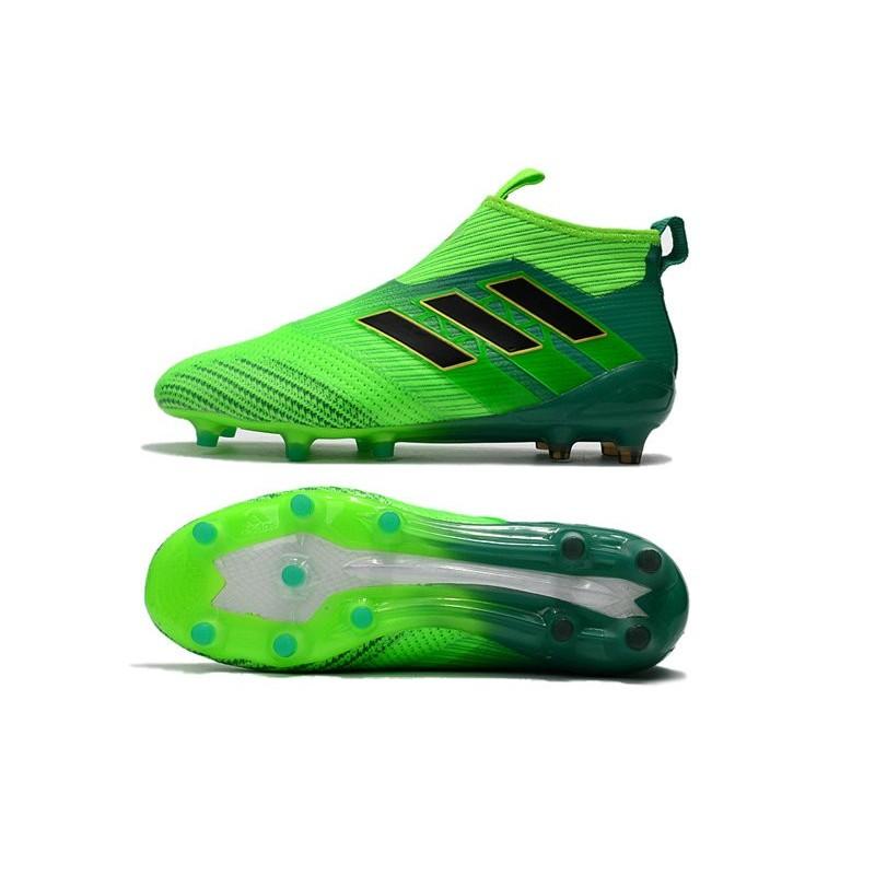 De 2017 Foot Purecontrol Chaussure Vert Fg 17 Adidas Solaire Ace 1dPH6wqg