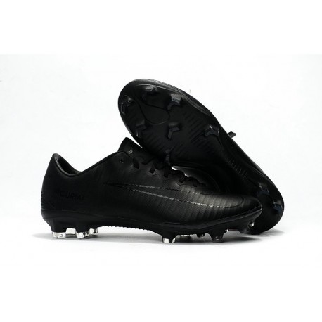 newest collection e0518 21cca Nouveau Chaussures de Foot Nike Mercurial Vapor 11 FG Tout Noir