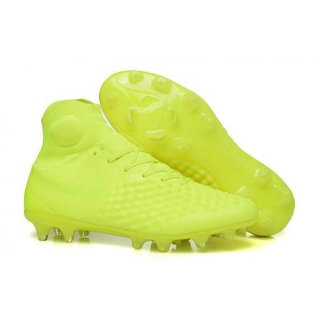 Chaussures de Foot Nike Magista Obra II FG Volt