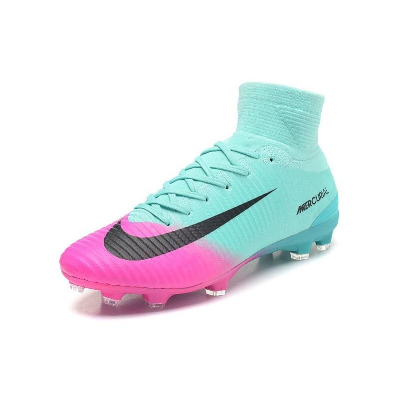 Chaussures de Foot Pas Cher Nike Mercurial Superfly V FG