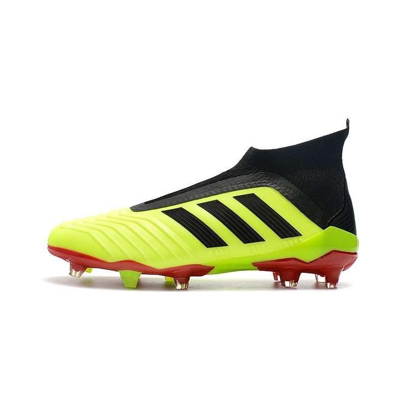chaussure de foot adidas predator sans lacet