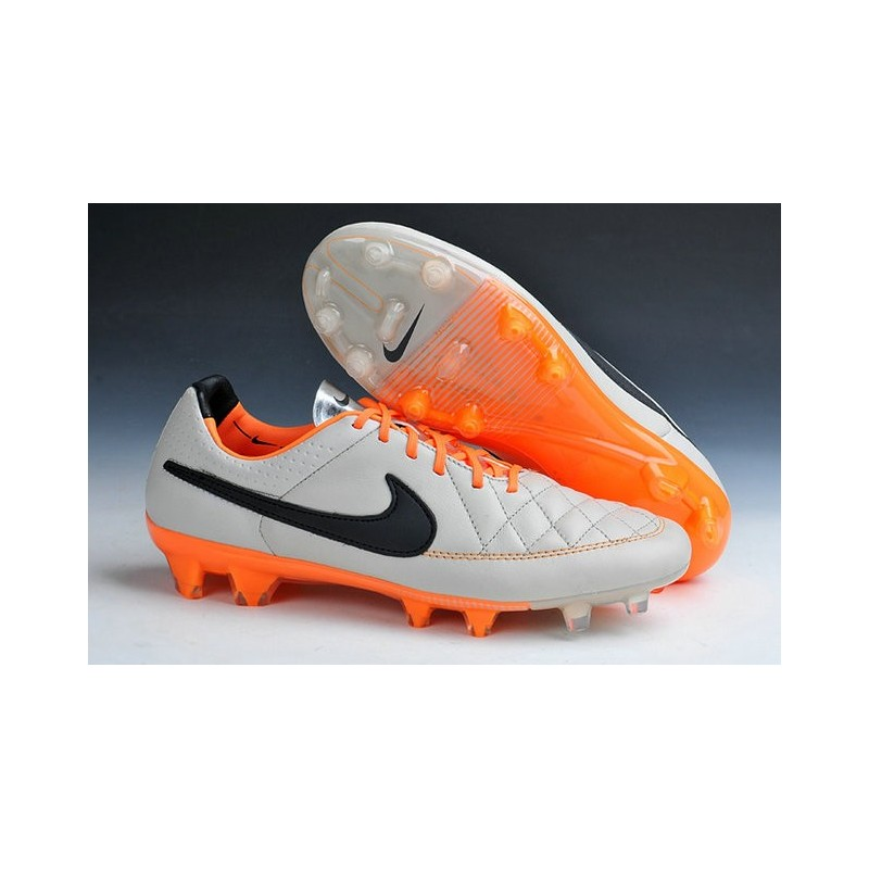 Fg Legend Nike Tiempo Noir Chaussure Foot Orange Nouveau De Sable LzqVGSUMp