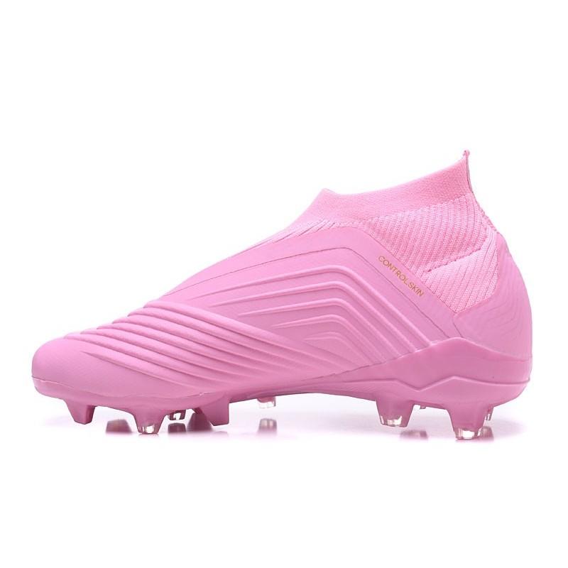 Football Chaussures Adidas De 2018 Predator 18Fg Rose TlKFJ1c