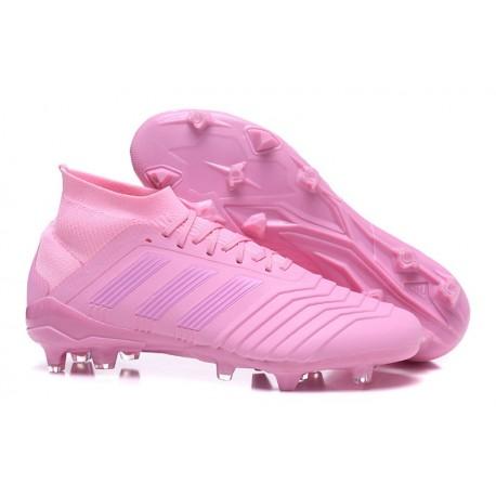 Chaussures de Football Pour Hommes - adidas Predator 18.1 FG Rose