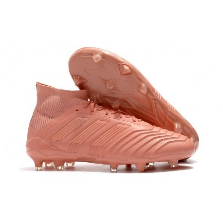 Chaussures de Football Pour Hommes - adidas PP Predator 18.1 FG Rose