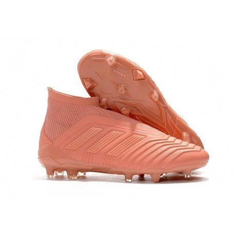 Chaussures de Football 2018 - adidas Paul Pogba Predator 18+ FG Rose