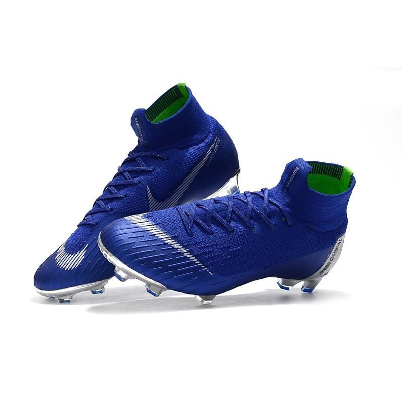 brand new 173b4 da399 Crampons Football 2018 CR7 Nike Mercurial Superfly VI 360 ...
