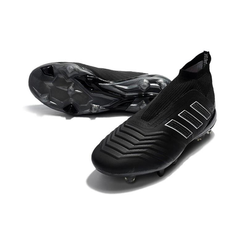 Tout 2018 Noir Adidas Y76bfgvy Football De 18fg Predator Chaussures pGMVzqSU