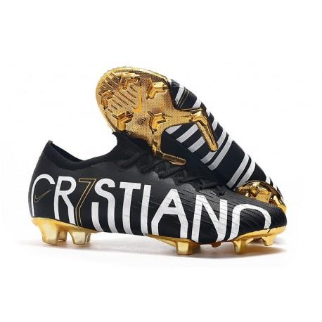 Nouveau Crampons Cristiano Ronaldo CR7 Nike Mercurial Vapor XII Elite FG