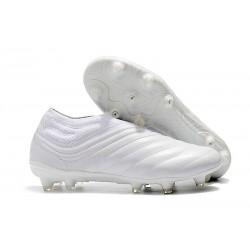 Neuf Crampons De Football Adidas Copa 19+ FG Blanc
