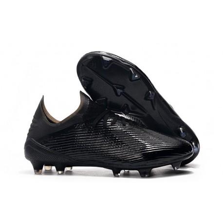 adidas X 19.1 FG Chaussure de Foot Neuf Noir
