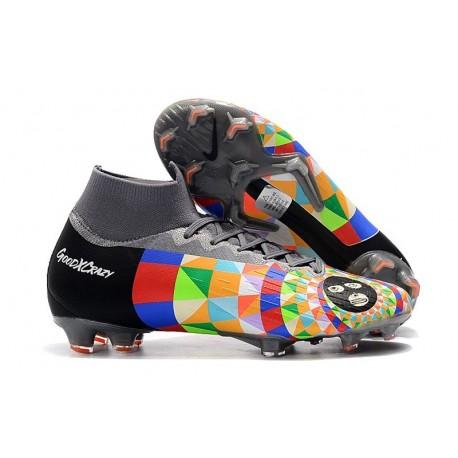 Dani Alves Nike Mercurial Superfly VI 360 Elite FG Chaussure Foot