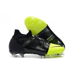 Nike Mercurial GreenSpeed GS 360 FG - Noir Vert