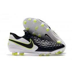 Crampons Neuf Nike Tiempo Legend VIII Elite FG Noir Blanc