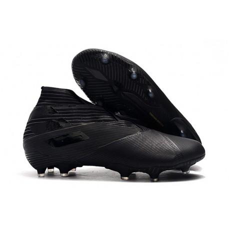 adidas Nemeziz 19+ FG Chaussures Foot - Noir