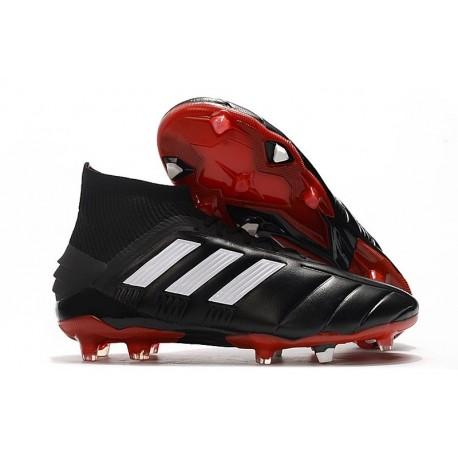 Nouveau Chaussures De Football adidas Predator Mania 19.1 FG ADV Noir