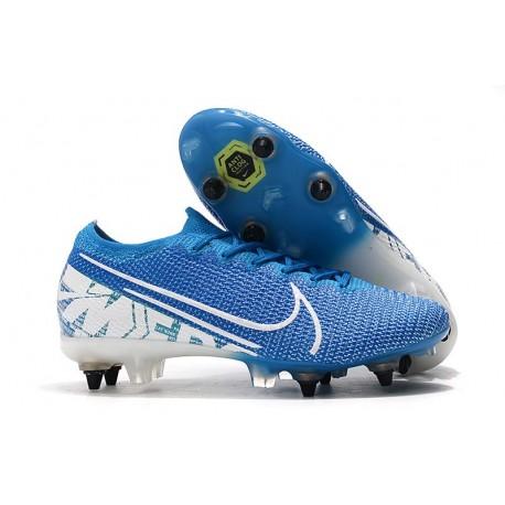Nike Mercurial Vapor XIII Elite SG-Pro AC New Lights Bleu