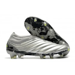 Crampons Football Neuf adidas Copa 20+ FG Argent Jaune Solaire