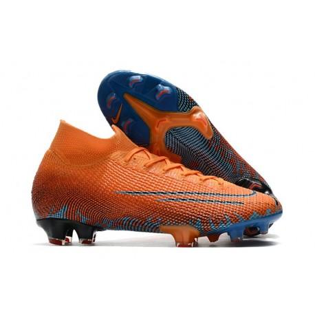 Nike Mercurial Dream Speed 003 'Phoenix Rising' Concept Orange