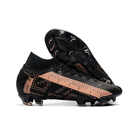 Nike Nouvel Mercurial Superfly 7 Elite FG ACC Noir Rose