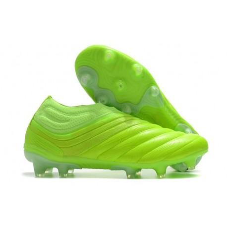 Crampons Football Neuf adidas Copa 20+ FG Vert