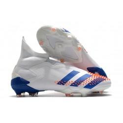 Chaussures adidas Predator Mutator 20+ FG - Ciel Bleu Royal Corail