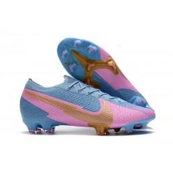 Nike Nouveaux Mercurial Vapor 13 Elite FG Bleu Rose